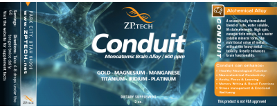 Zptech Conduit