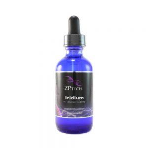 Iridium 2oz. monoatomic liquid