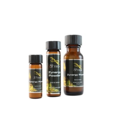 Zynergy powder