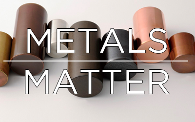 Metals Matter
