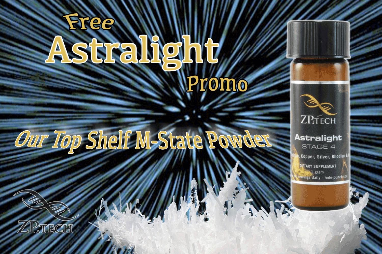 Astralight Promo