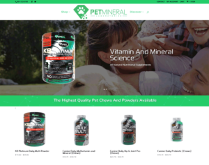 PML Pet Mineral Labs