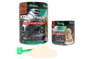 K9 Platinum Mineral Powder