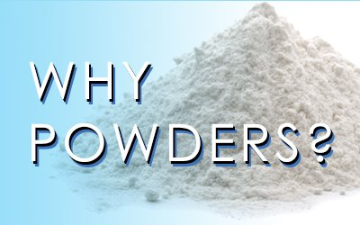 A Secret Benefit of M-State Powders